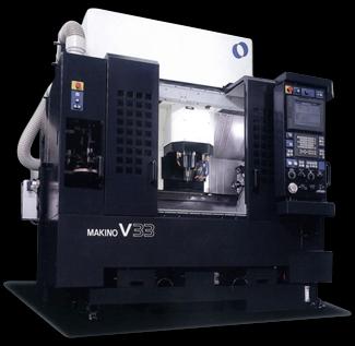 切削試験機 MAKINO V33